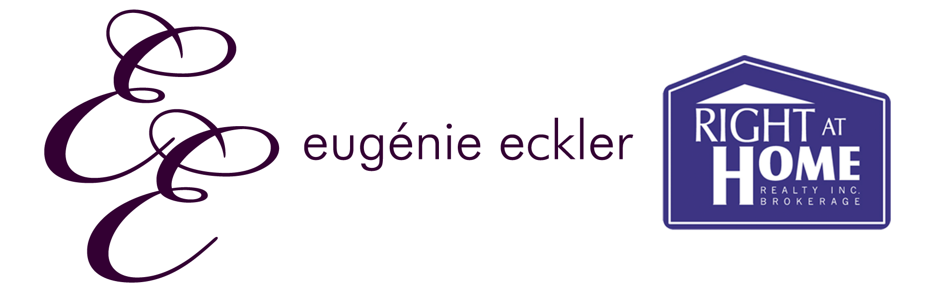 Eugénie Eckler, Salesperson - Right at Home Realty